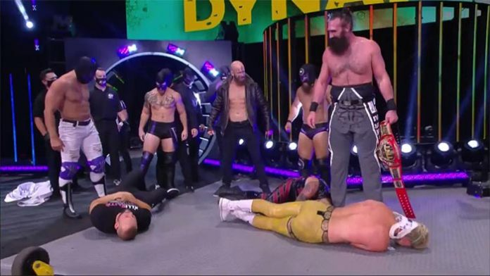 New TNT Champion crowned
