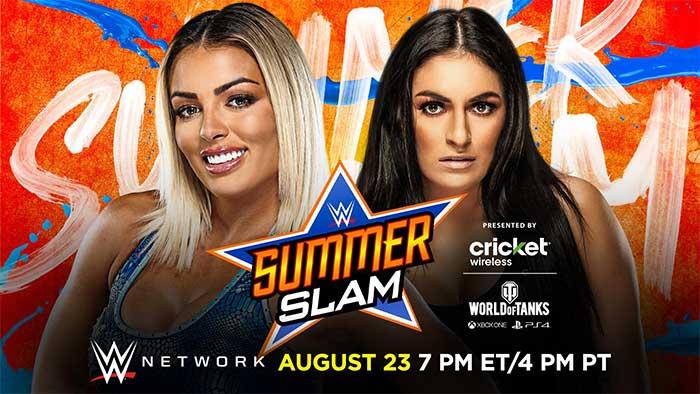 SummerSlam match changes