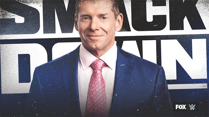 Vince McMahon on SmackDown