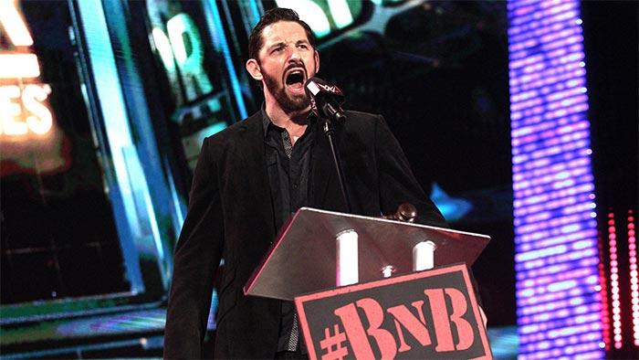 Wade Barrett returns to NXT