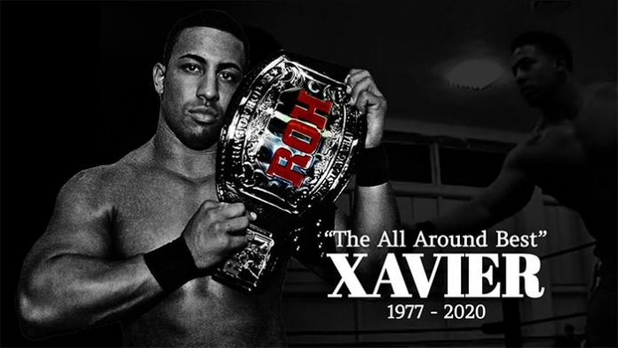 Xavier passes away