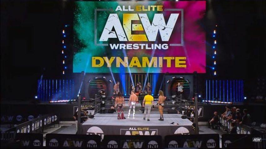 AEW Dynamite on TNT named in TV Guide's Top 100