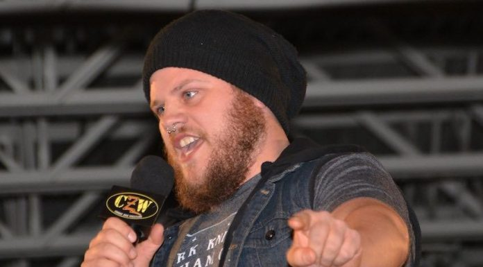 WWE reportedly signs former CZW Champion Joe Gacy
