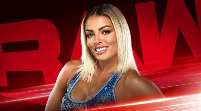 The Miz reveals Mandy Rose is heading to Raw