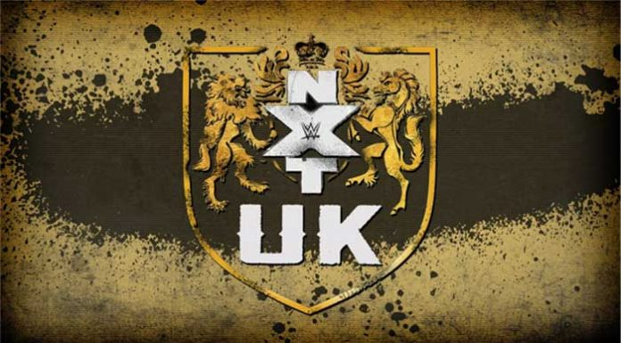 NXT UK's new set