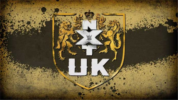 NXT UK's new set
