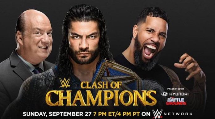 Roman Reigns to defend Universal Title against Jey Uso