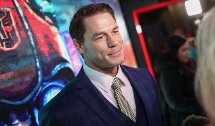 """John Cena to host """"Wipeout"""" revival series on TBS"""