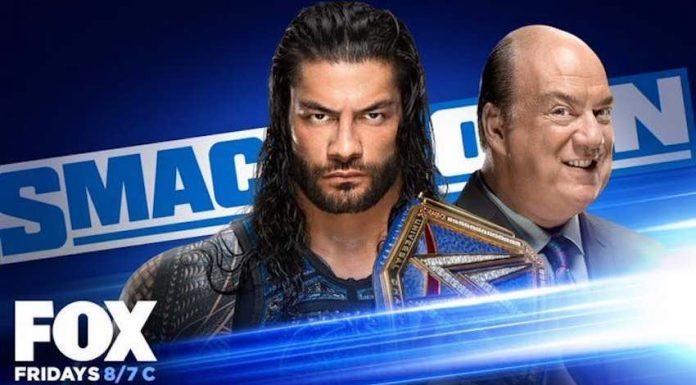 Matches and segment announced for SmackDown