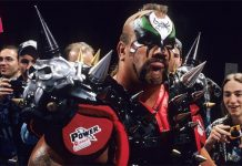 Road Warrior Animal passes away at 60