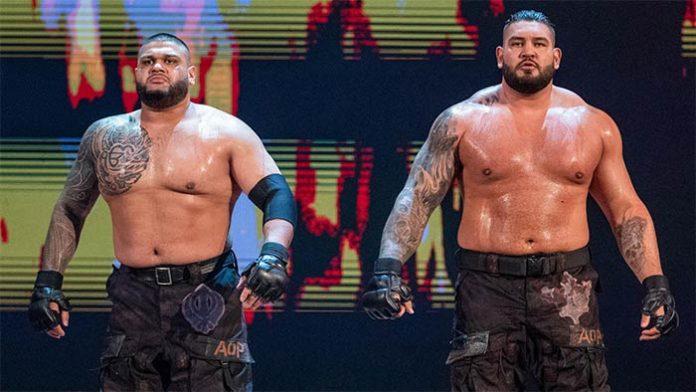AOP released by WWE