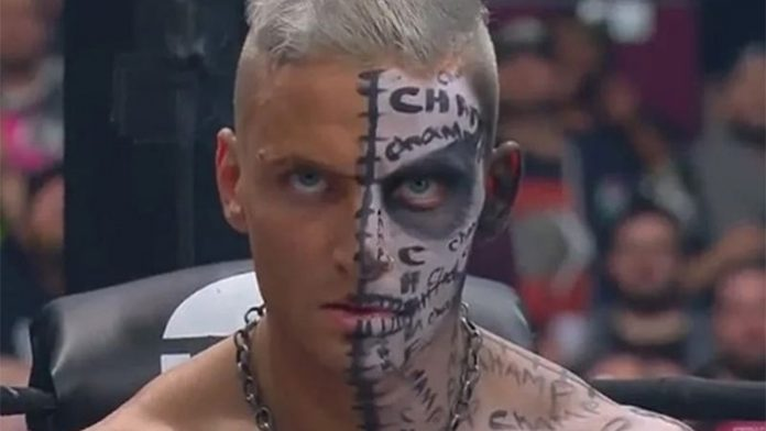 Darby Allin denies having concussion