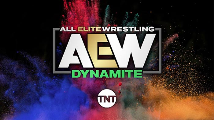 AEW Dynamite to air at the normal time