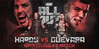 Hardy vs. Guevara Broken Rules match
