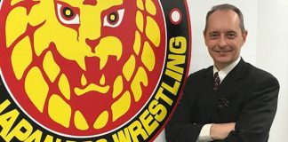 Harold Meij resigns from NJPW