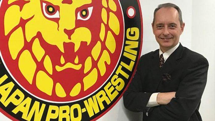 Harold Meij resigns from NJPW