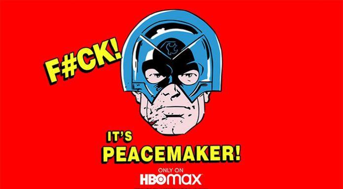 John Cena starring in The Peacemaker