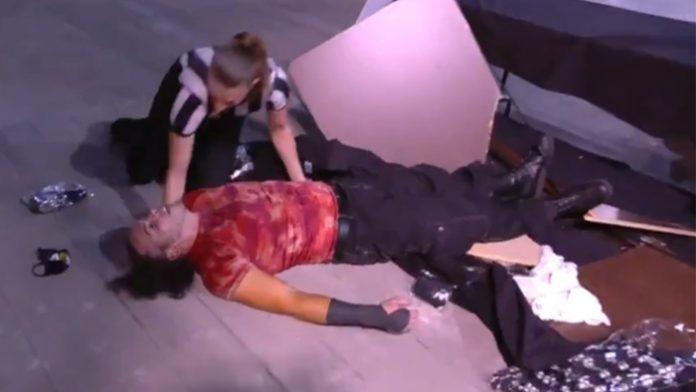 Matt Hardy injury update