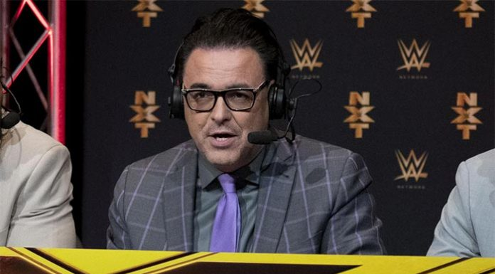 Mauro Ranallo leaving WWE