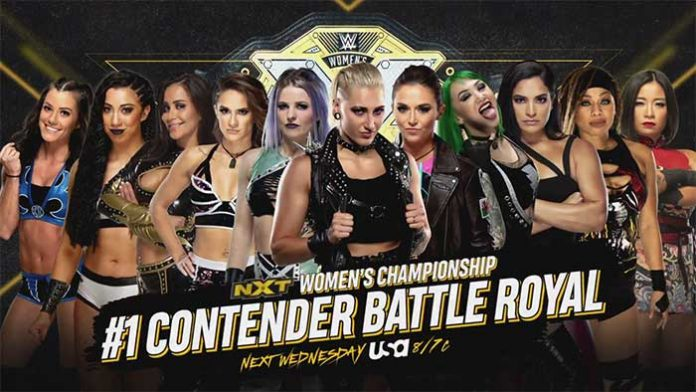 Matches for September 23 WWE NXT
