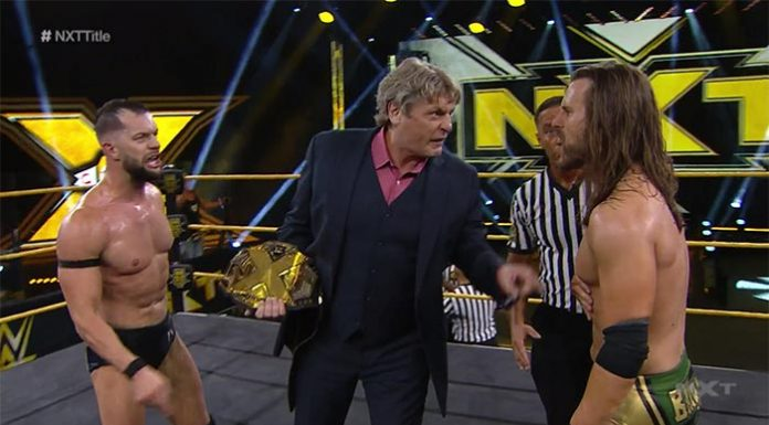 New NXT Champion to be crowned next week