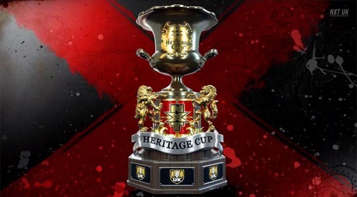 NXT UK Heritage Cup