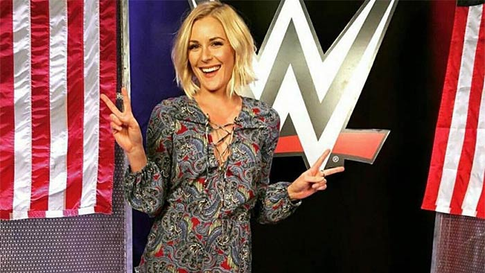Renee Young's first post-WWE interview