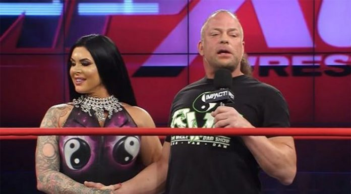 RVD and Katie Forbes leave IMPACT