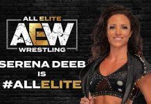 Serena Deeb is All Elite