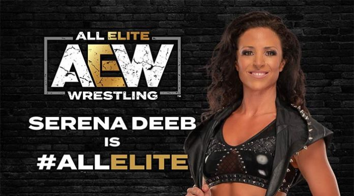 Serena Deeb is All Elite