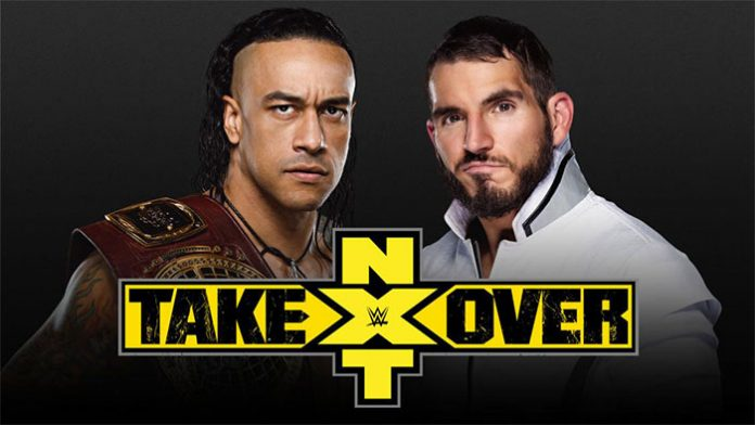 NXT North American Title Match