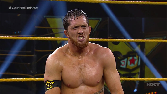 NXT TakeOver Title Matches