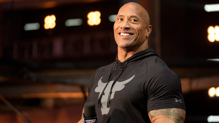 "Dwayne ""The Rock"" Johnson has COVID-19"