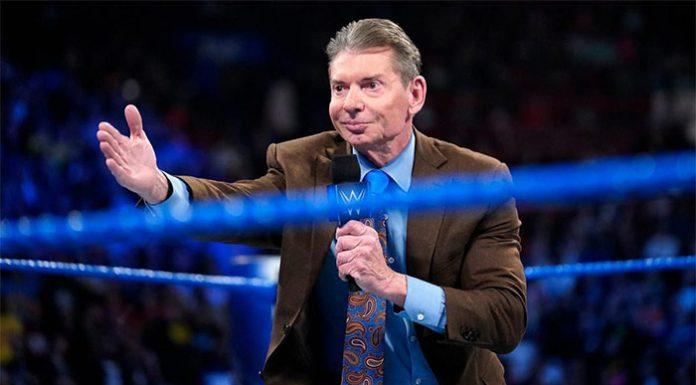 Vince McMahon letter