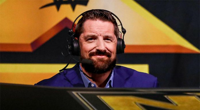 Wade Barrett signs with WWE