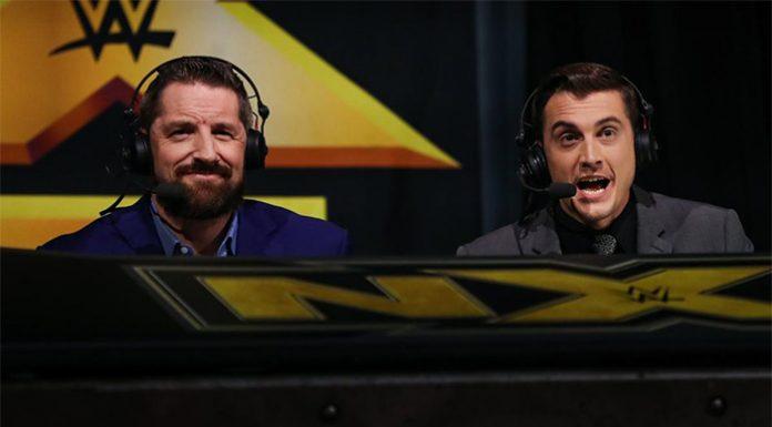 Wade Barrett returning to NXT again