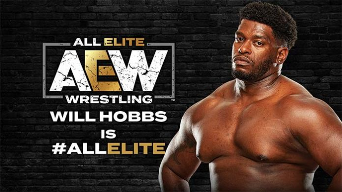 Will Hobbs signs with AEW