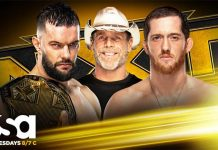 Shawn Michaels returns on NXT
