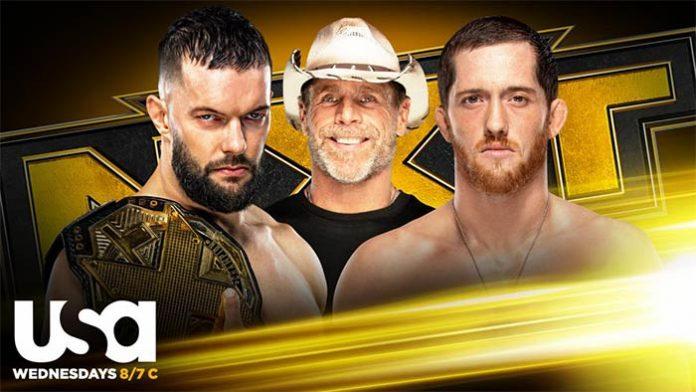 Shawn Michaels returns on NXT