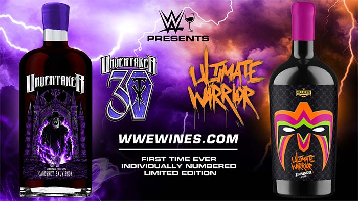 WWE Wines announced