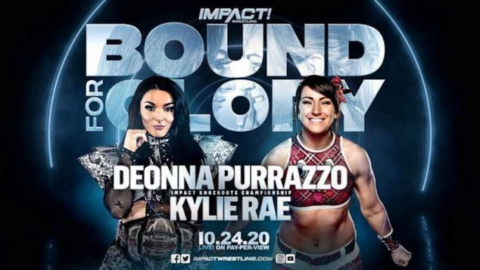 IMPACT announces new matches for Bound For Glory