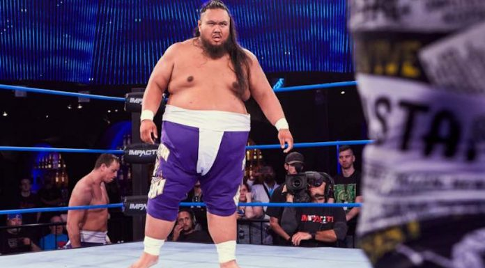 Fallah Bahh signs new IMPACT Wrestling contract