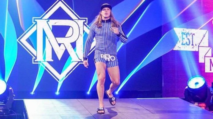 WWE and Matt Riddle working on new three year deal