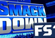 SmackDown will air on FS1 due to the MBL World Series on FOX