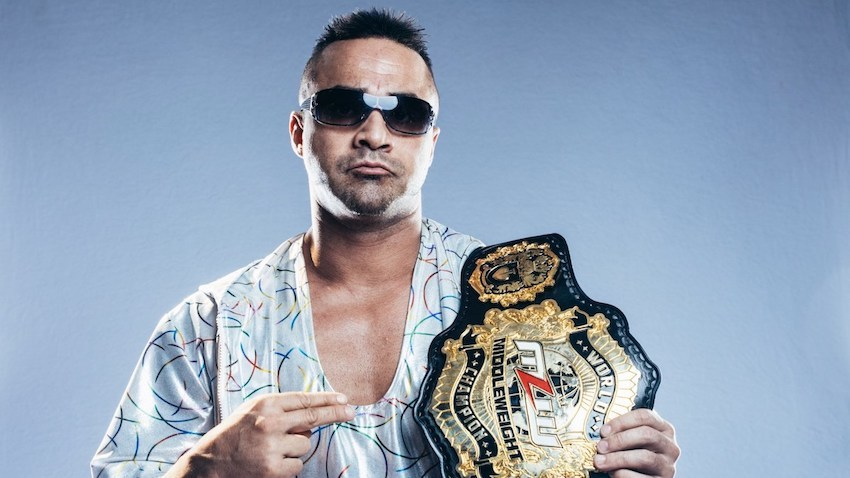 Teddy Hart in Jail after being named a fugitive from justice