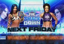 Sasha Banks vs. Bayley Friday Night SmackDown