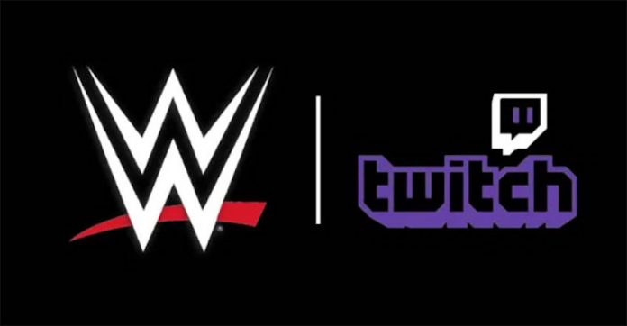 WWE talent suspend Twitch accounts