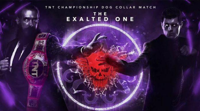 Dog Collar Match set for Dynamite
