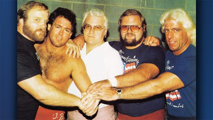 Arn Anderson files to trademark The Four Horsemen