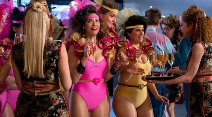 GLOW canceled by Netflix